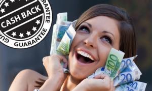 Cash back Bonus casino