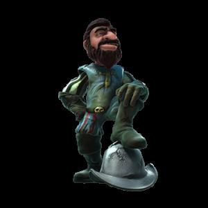 gonzos karakter