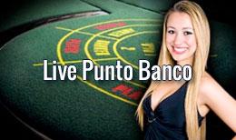 Live Punto Banco