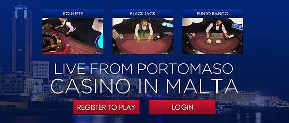 live casino experience